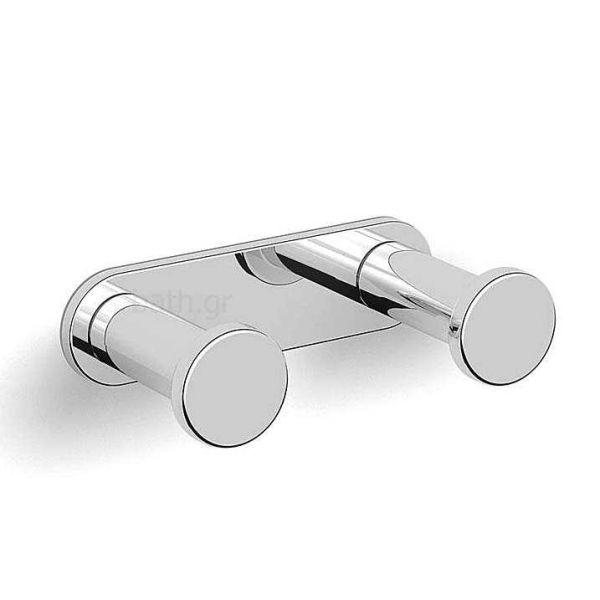 Αξεσουάρ μπάνιου GENDER - Άγκιστρο μπάνιου διιπλό