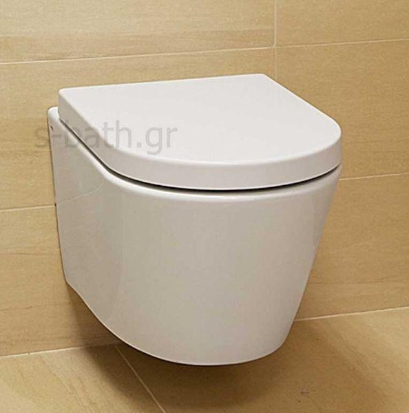 KARAG SORRENTO CH 1088 - Λεκάνη μπάνιου κρεμαστή