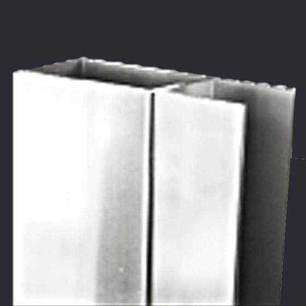 Καμπίνα μπάνιου LOREN - προφίλ αλουμινίου