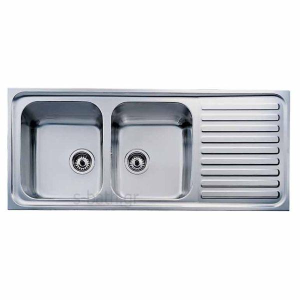 TEKA CLASSIC 2C 1Ε - Νεροχύτης κουζίνας