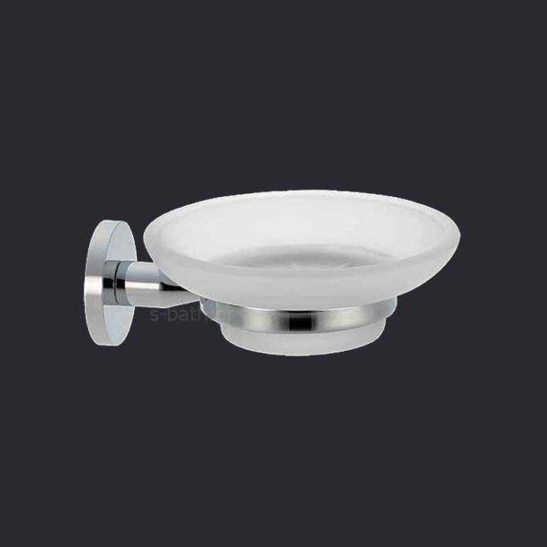 Αξεσουάρ μπάνιου OMICRON - Σαπουνοθήκη μπάνιου τοίχου