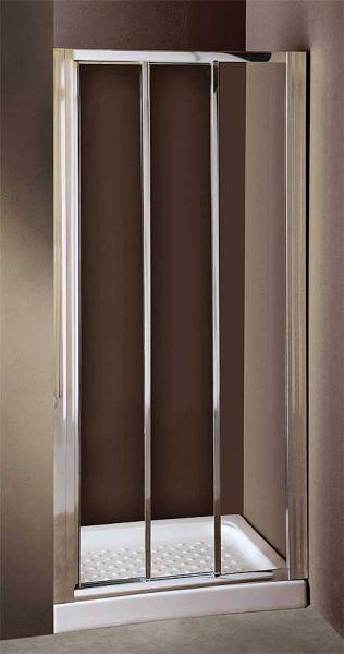 Καμπίνα μπάνιου PANTHEON ντουζιέρας - διαφανές