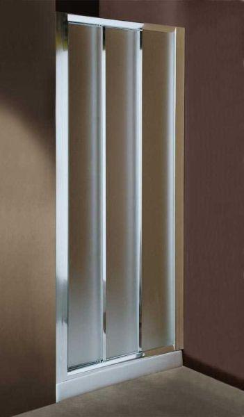 Καμπίνα μπάνιου PANTHEON ντουζιέρας - ματ κρύσταλλο