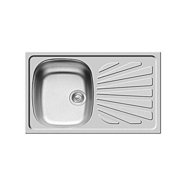 PYRAMIS CRETA MARGARITA 1B 1D - Νεροχύτης κουζίνας Inox