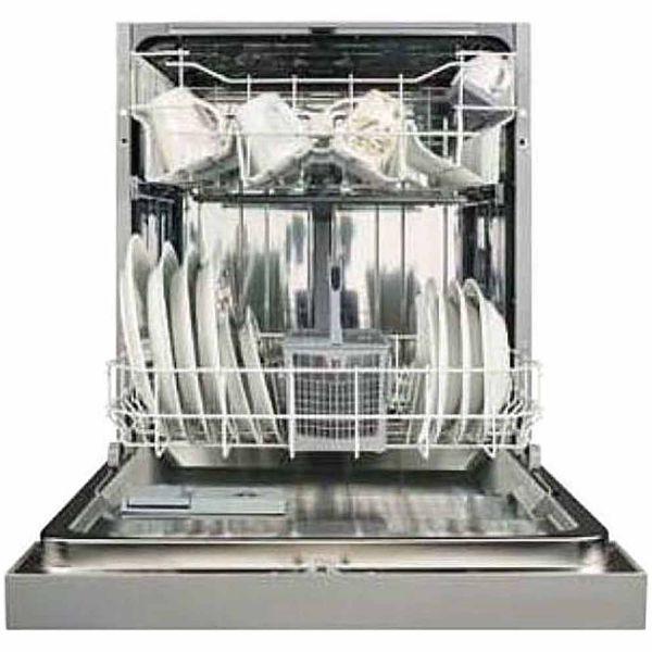 PYRAMIS DWG 60SI INOX - Πλυντήριο πιάτων εντοιχιζόμενο