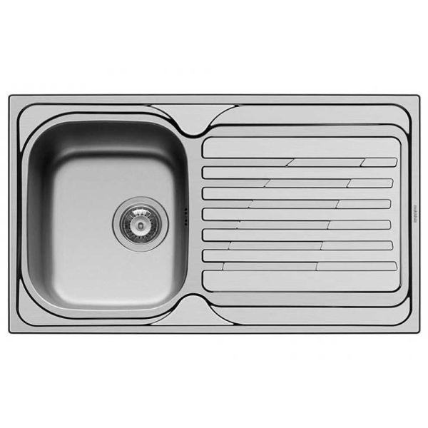 PYRAMIS COVENTRY 86x50 1B 1D - Νεροχύτης κουζίνας ανοξείδωτος