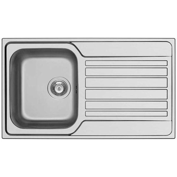 PYRAMIS MAIDSINKS FEDRA 86x50 1B 1D - Νεροχύτης κουζίνας