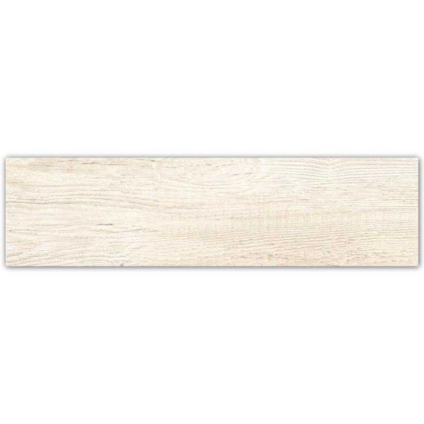 QUA AMAZON WHITE 15x60 - Πλακάκι δαπέδου ξύλο γρανίτης
