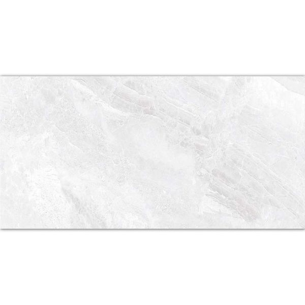 QUA AMOUR WHITE - Πλακάκι μπάνιου γυαλιστερό 30x60