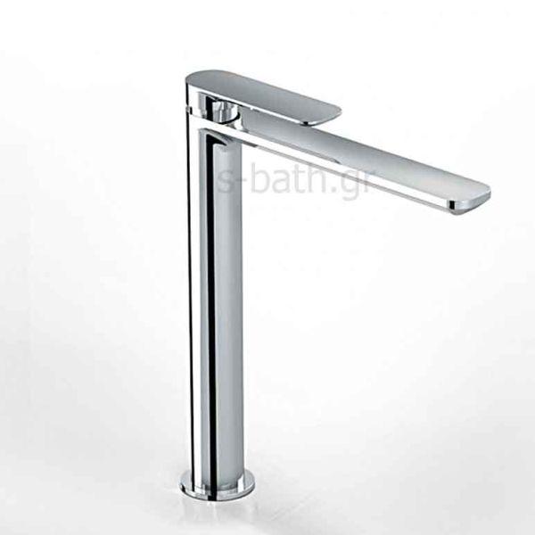 EURORAMA REBEL 147309PP - Μπαταρία μπάνιου για επικαθήμενο νιπτήρα