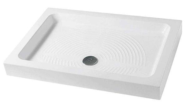 Ντουζιέρα μπάνιου SANON-100 ορθογώνια