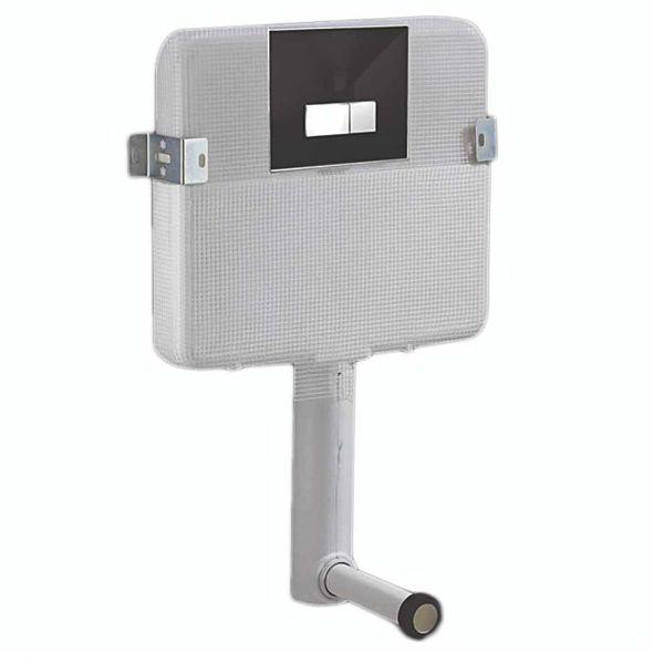 SIAMP VERSO 11180-1 - Καζανάκι μπάνιου εντοιχισμένο για μονό τούβλο-λεκάνη δαπέδου