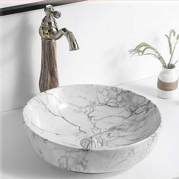 Νιπτήρας μπάνιου SOLANTE επιτραπέζιος γκρι ανοιχτό