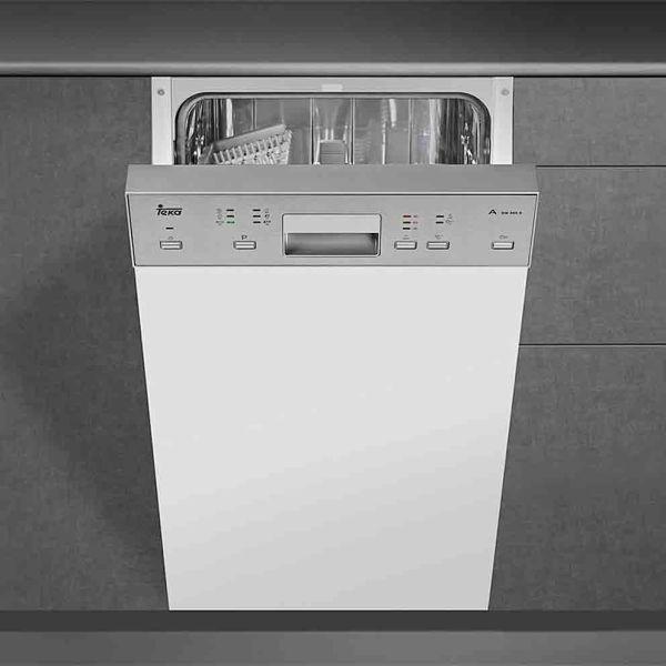 TEKA DW 455 S 45cm INOX - Πλυντήριο πιάτων εντοιχιζόμενο