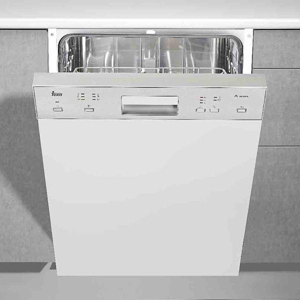 Teka DW 605 S 60cm INOX - Πλυντήριο πιάτων εντοιχιζόμενο
