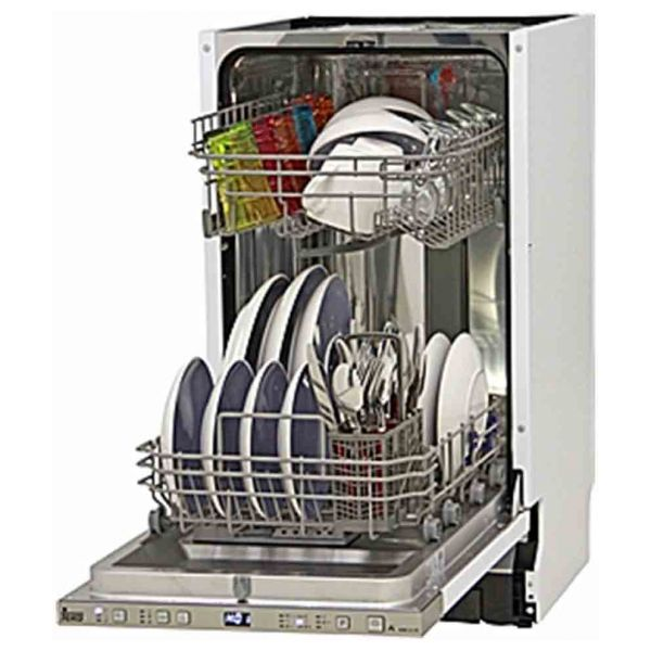 Teka DW8 41 FI 45cm INOX - Πλυντήριο πιάτων εντοιχιζόμενο