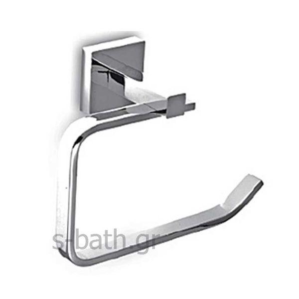 Αξεσουάρ μπάνιου TOLEDO - Χαρτοθήκη ανοιχτή