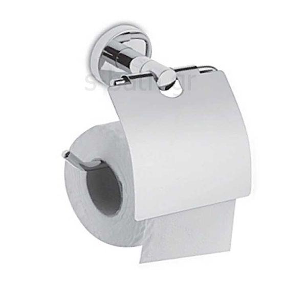 Αξεσουάρ μπάνιου TRINITRON - Χαρτοθήκη μπάνιου κλειστή