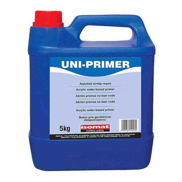 ΑΣΤΑΡΙ ISOMAT UNI-PRIMER - Στεγανωτικό υλικό πλακιδιών ταρατσών