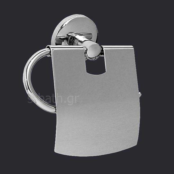 Αξεσουάρ μπάνιου ASTRO - Χαρτοθήκη μπάνιου κλειστή