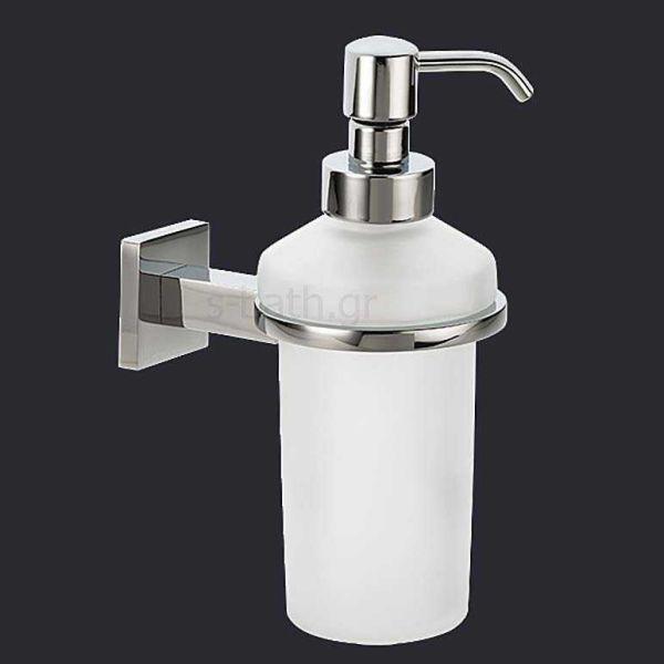 Αξεσουάρ μπάνιου CUBE - Υγρό σαπούνι μπάνιου τοίχου