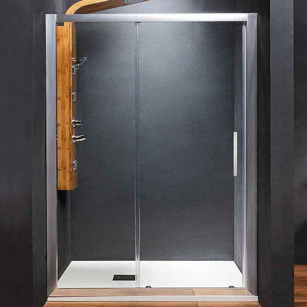 Καμπίνα μπάνιου VERSUS ντουζιέρας τοίχο-τοίχο