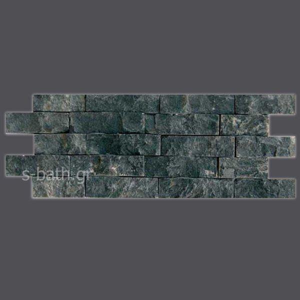 CL 310 black - Ψηφίδα μπάνιου-κουζίνας πέτρα